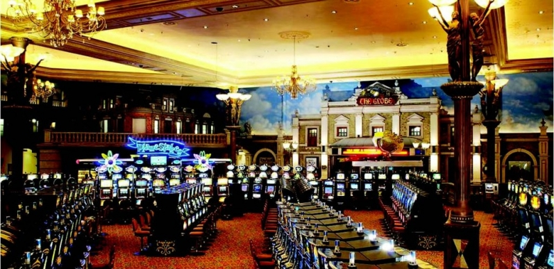 Interior View: Gold Reef City Casino
