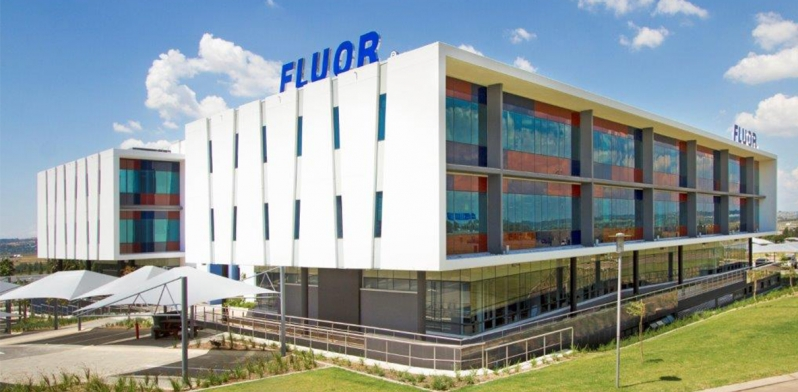 Fluor Offices